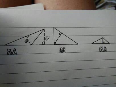 在一个直角三角形中,较大锐角的度数是较小锐角时8倍图片