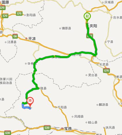 庆阳市旅游景点有哪些