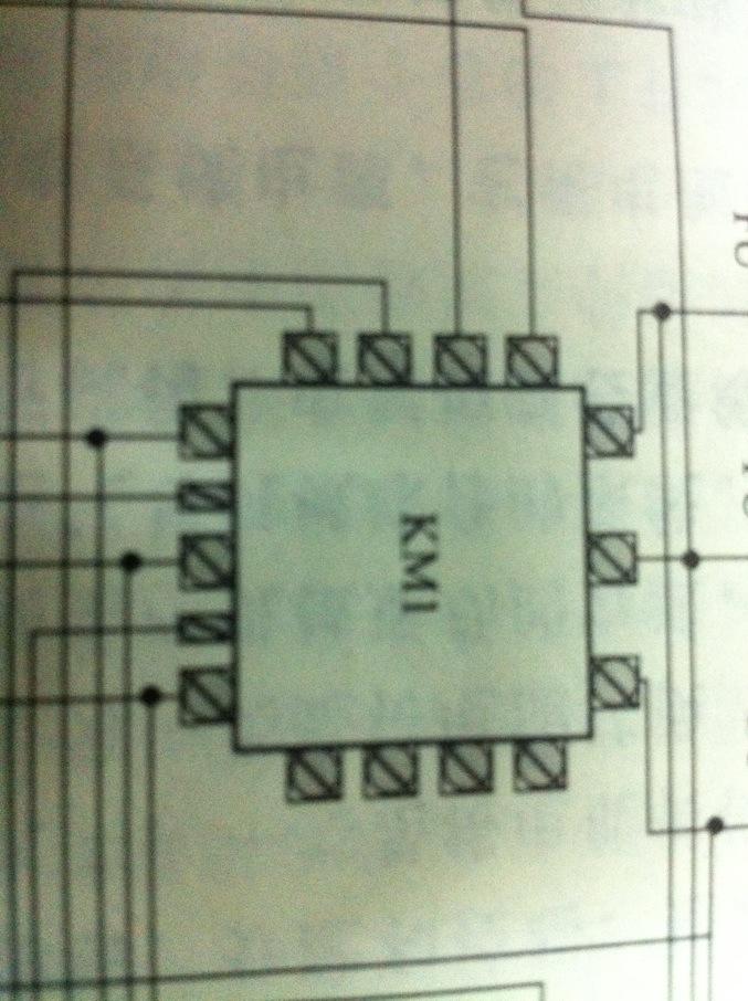 下面四个点是什么字_线路图中接触器上面三个点下面五个点左边四个点右边四个点表示什么
