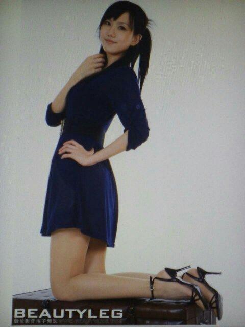 林瑞瑜视频 腿模sara林瑞瑜视频图片