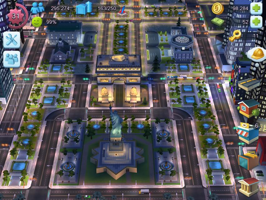 simcity达到200万居民如何布局图片