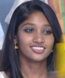斯里兰卡代表队的那个美女是什么项目的运动员