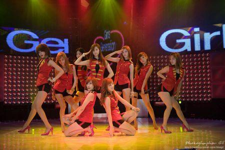 少女时代的《genie》