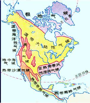 德国气候类型分布图 美国气候类型图 德国气候类型分布图