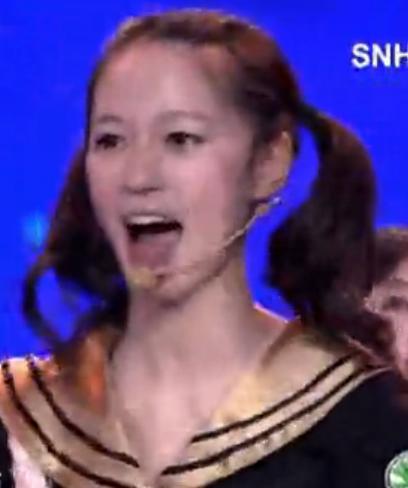snh48中国达人秀图片