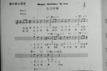 布鲁斯口琴能吹出来生日快乐歌曲吗?有没有视频图片