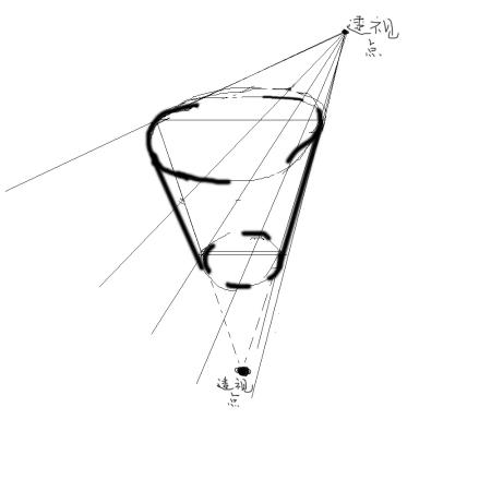 求立体构成柱状体的具体做法图片