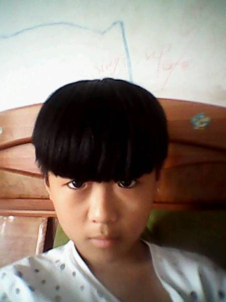 王俊凯在学校的发型 叫什么