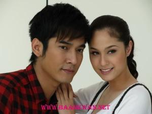 pinky泰国明星 泰国明星pong 泰国明星pong和老婆 泰国明高清图片