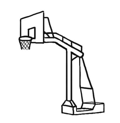 篮球简笔画_篮球简笔画图片中国儿童资源网