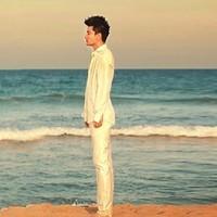 在线在线情侣头像海边背景(1)