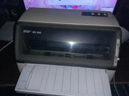 star nx-500 针式打印机驱动怎么下载?