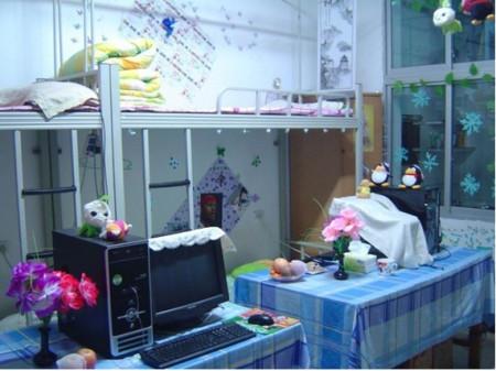重庆文理学院宿舍图片