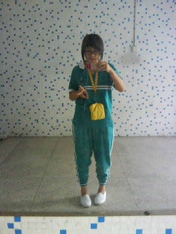 广州市南沙区有什么学校的校服是绿色的图片