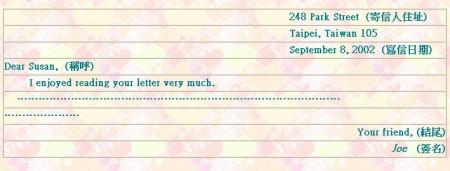 2010-09-20 书信的开头要有什么  183 2011-04-01 书信格式怎么写  18