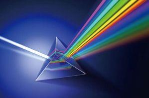 彩虹是怎样形成的简短一点,50字左右