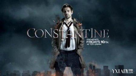地狱神探第一季_身怀超能力的骗子约翰·康斯坦丁,不情愿地成为地狱神探,与来自未来的