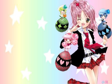守护甜心第二季 守护甜心全集 守护甜心第四季动画片图片