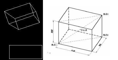 长方体 长方体添画 长方体的画图片
