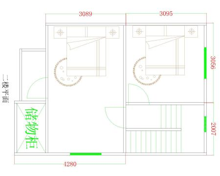 cad用多线画房子平面图,画成白条的多线怎么设置图片