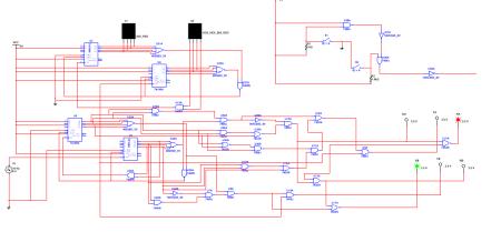 数电交通灯控制电路_数电课程设计:交通灯控制器