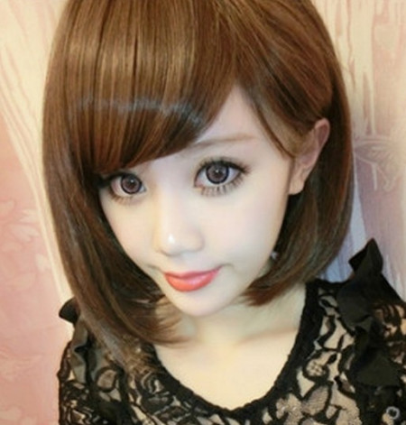 戚薇沙宣不等式发型大全 沙宣不等式发型 沙宣短发发型图片女图片