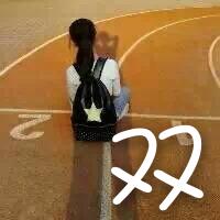qq头像女生三人闺蜜各三张背影有双,乐,霞的字图片