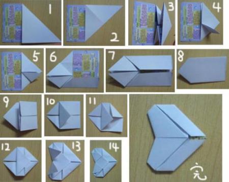 怎么用吸折星星_怎么用星星纸折心啊