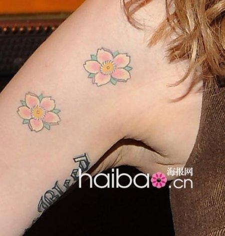 手臂上的纹身帮我翻译一下图片