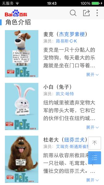 这个很火的兔子表情包是哪个电影图片