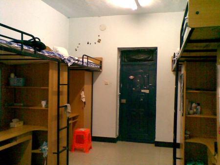 吉林农业科技学院 女生寝室床的规格!图片