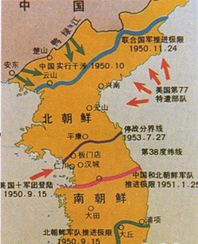朝鲜半岛发生战争的几率有多大? 会不会有一方先下手为强