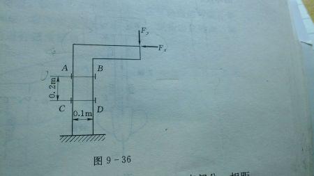 边长a=0.1m的正方形图片