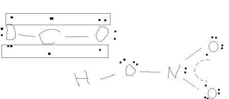 如何以路易斯结构式表示大π键图片