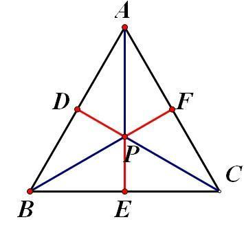 已知三角形abc,作它的三边ab,bc,ca的垂直平分线,你发现了什么?(无图)图片