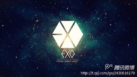 exologo高清_求这张exo  logo 的 高清 大图