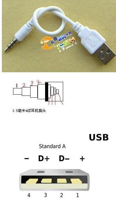 usb转rs8的接线方法_rs232接线图高分USB转RS232串口连接LED