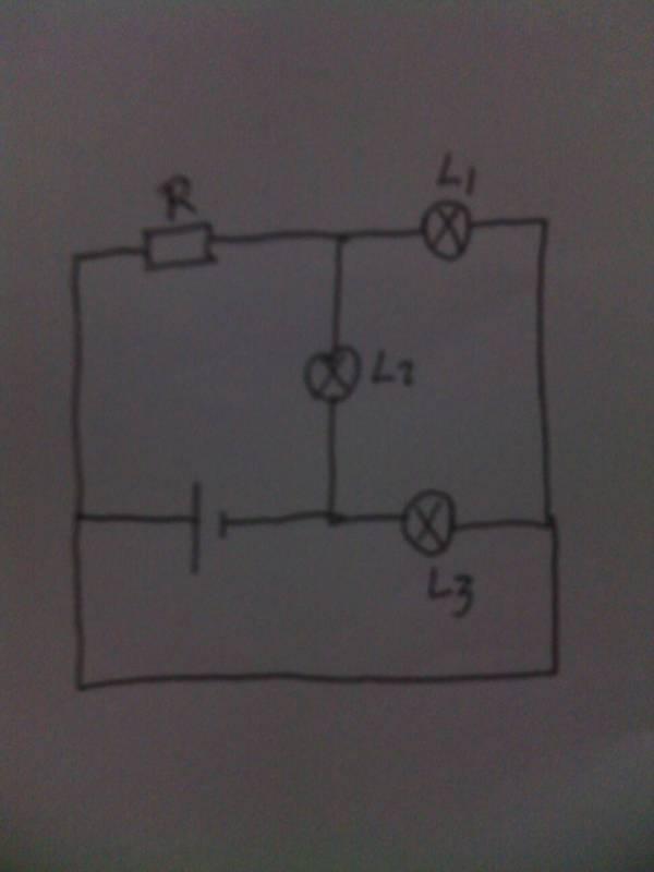 如图所示 电路中的电源的电动势为E、内电阻为
