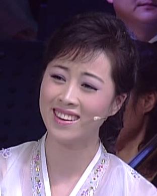 朝鲜有什么美女明星