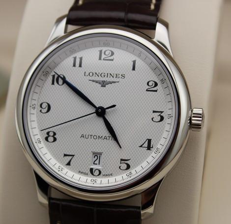 浪琴手表防水吗?我这款是哪个型号?图片
