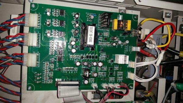天正变频器D9系列电源图纸谁有图片