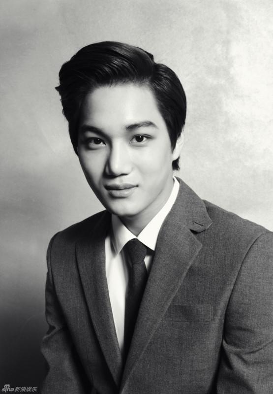 exo成员照片独照以及名字图片