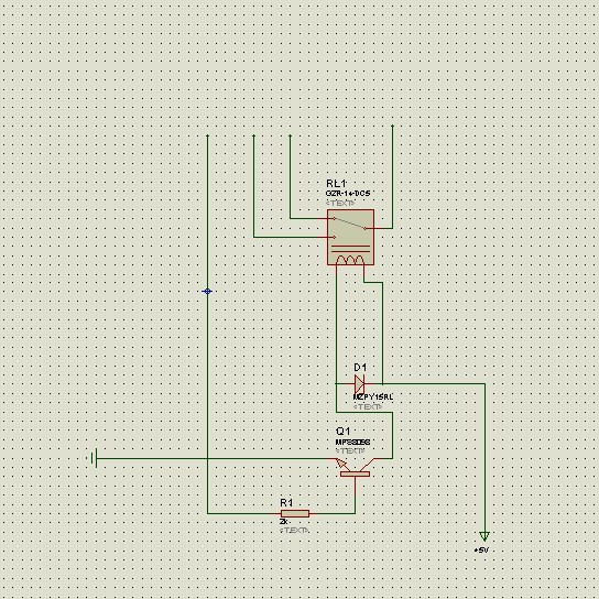 6V 做一个继电器,求电路图 请大神指导 用来控制电机转动的图片