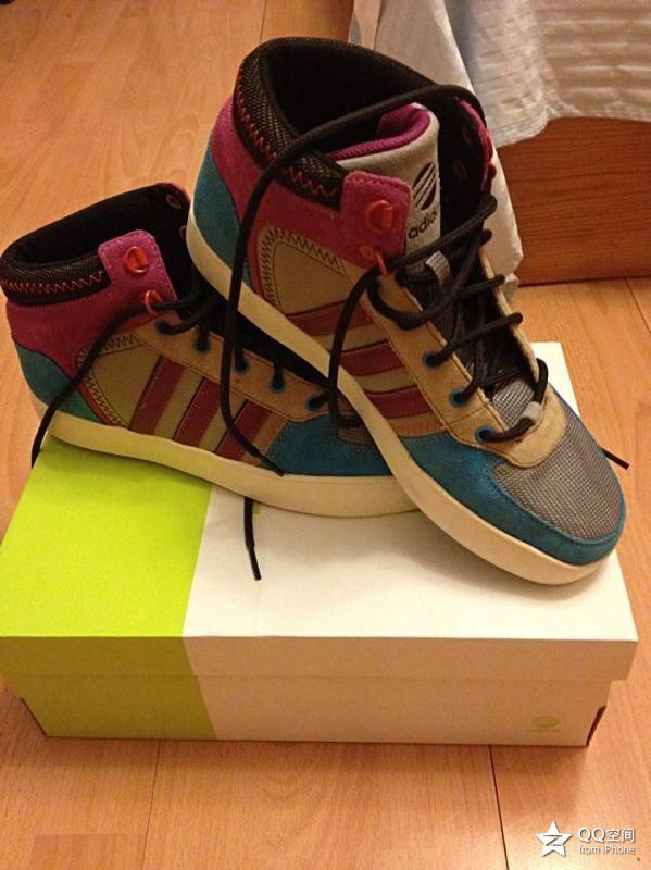 这款阿迪达斯neo的鞋是什么