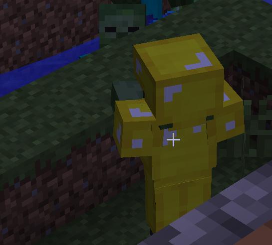 我的世界,黄色的叫什么名字图片