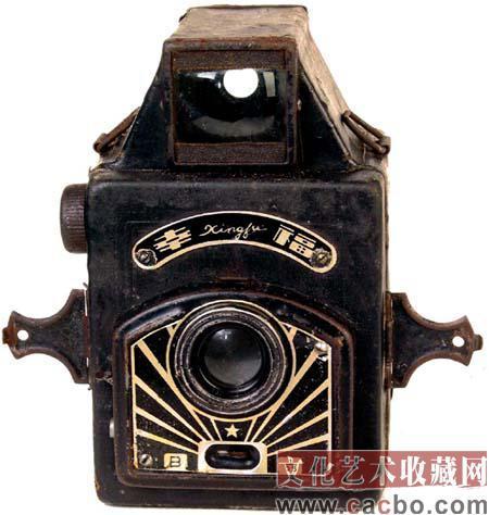 谁知道这款古老相机的品牌,产地,年份等信息图片