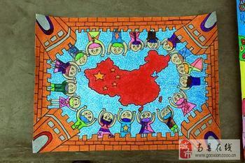 中国梦我的梦绘画,我的梦中国梦4k手抄报