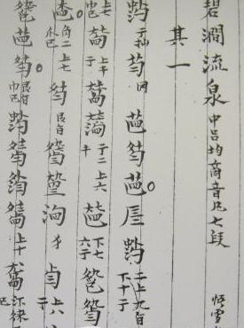 者 一直在苦寻笑傲江湖的琴箫合奏曲谱 简字谱 未果