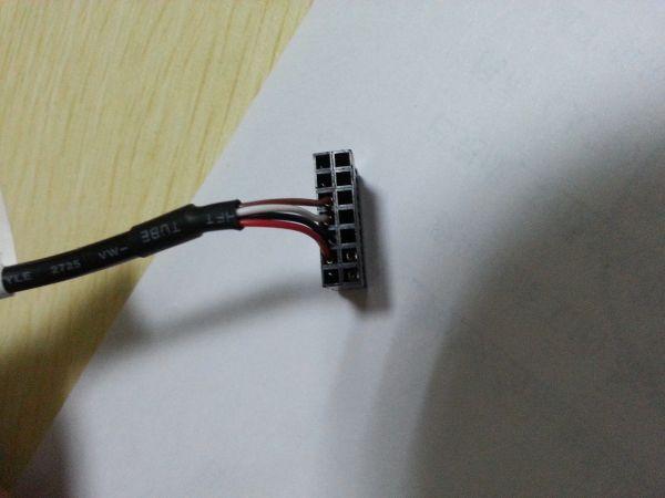 联想机箱接华硕B85M G主板,联想的13针开关按钮怎么接到9针主板上图片