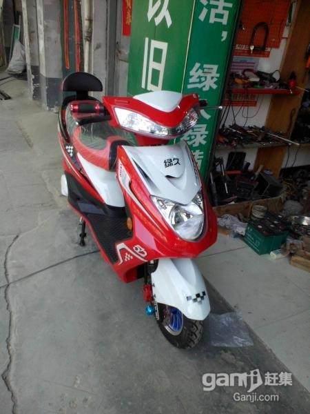上海绿久电动车质量怎样 这种是什么款式 大概要多少钱啊 谢谢图片
